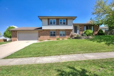 1005 Twin Lake Road, Bloomington, IL 61704 - #: 10380678