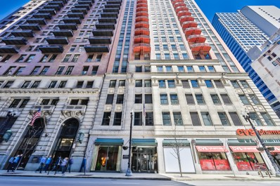 208 W Washington Street UNIT 1205, Chicago, IL 60606 - #: 10380791