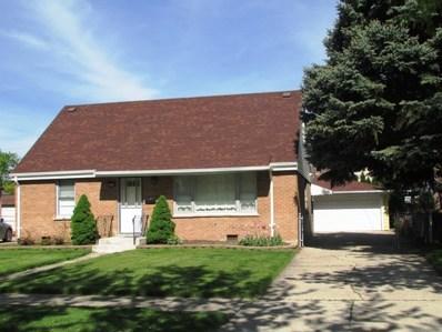 11618 S Kolmar Avenue, Alsip, IL 60803 - #: 10380835