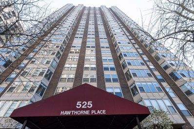 525 W Hawthorne Place UNIT 1001, Chicago, IL 60657 - #: 10380839