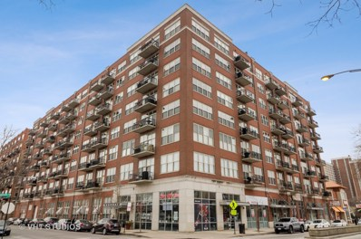 6 S Laflin Street UNIT 607, Chicago, IL 60607 - #: 10380865