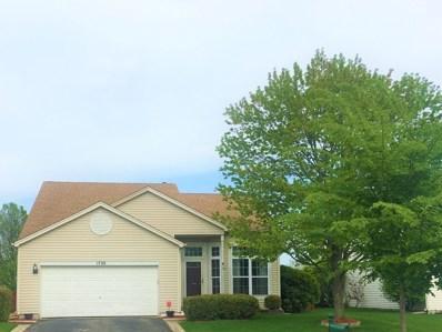 1720 Whispering Oaks Drive, Plainfield, IL 60586 - #: 10380866