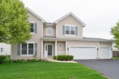457 Raintree Drive, Oswego, IL 60543 - #: 10380874