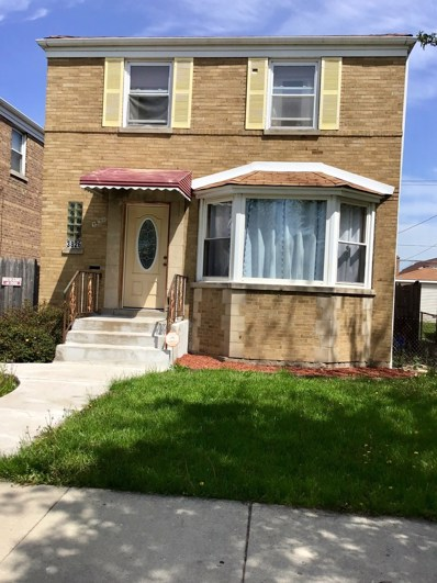 3826 W 59th Street, Chicago, IL 60629 - MLS#: 10381037