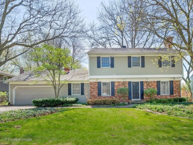 1231 Brookside Lane, Downers Grove, IL 60515 - #: 10381216