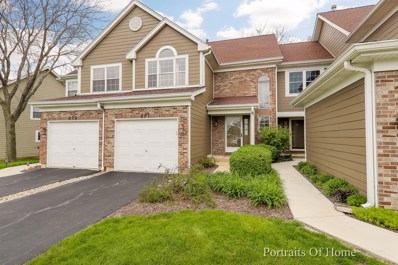 697 Kingsbridge Drive, Carol Stream, IL 60188 - #: 10381371