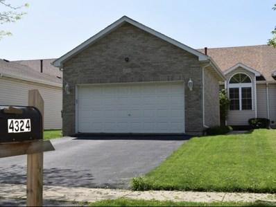 4324 River Glen Drive, Joliet, IL 60431 - #: 10381511