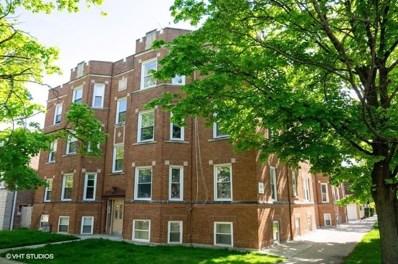 2916 W Rosemont Avenue UNIT 2, Chicago, IL 60659 - #: 10381906