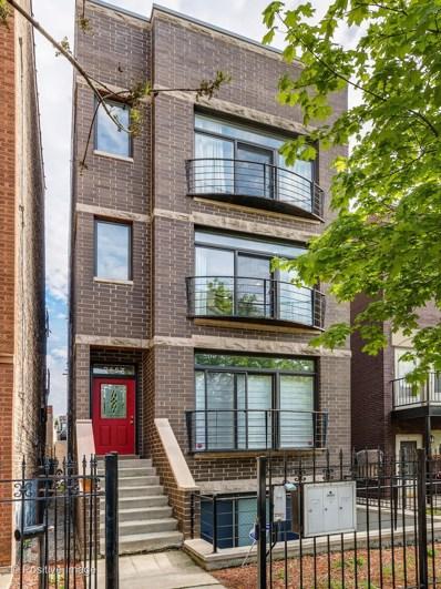 2657 W Haddon Avenue UNIT 2, Chicago, IL 60622 - #: 10382000