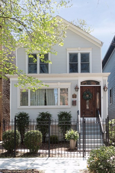 1127 W Wolfram Street, Chicago, IL 60657 - #: 10382085