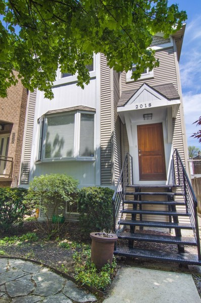2018 W Churchill Street, Chicago, IL 60647 - #: 10382490