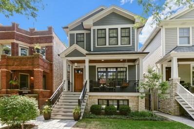 2215 W Cullom Avenue, Chicago, IL 60618 - #: 10382598