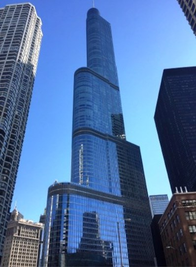 401 N Wabash Avenue UNIT 55G, Chicago, IL 60611 - #: 10382671