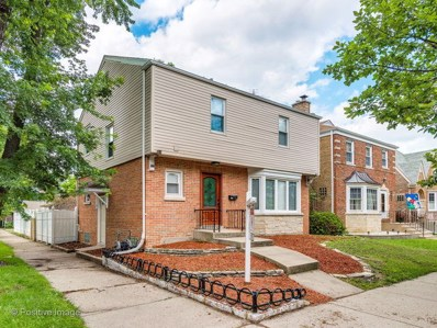 5300 N Lockwood Avenue, Chicago, IL 60630 - MLS#: 10382701
