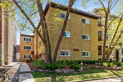 1437 W Belle Plaine Avenue UNIT 3, Chicago, IL 60613 - #: 10382754