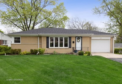 609 Greenwood Road, Glenview, IL 60025 - #: 10382870