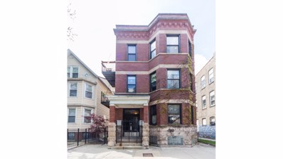 1949 W Roscoe Street UNIT 1C, Chicago, IL 60657 - #: 10383117