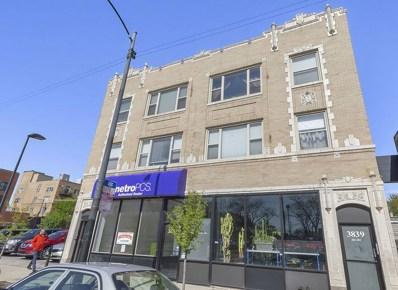 3839 N Western Avenue UNIT 302, Chicago, IL 60618 - #: 10383123