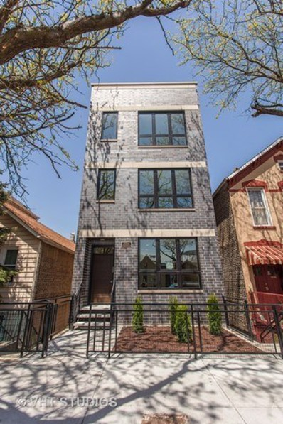 2034 W Cullerton Street UNIT 3, Chicago, IL 60608 - #: 10383229