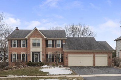 1781 Somerset Lane, Wheaton, IL 60189 - #: 10383304