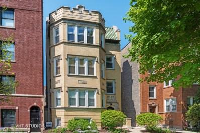 2052 W Farragut Avenue UNIT 3, Chicago, IL 60625 - #: 10383335