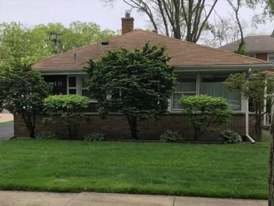19 N Hamlin Avenue, Park Ridge, IL 60068 - #: 10383560