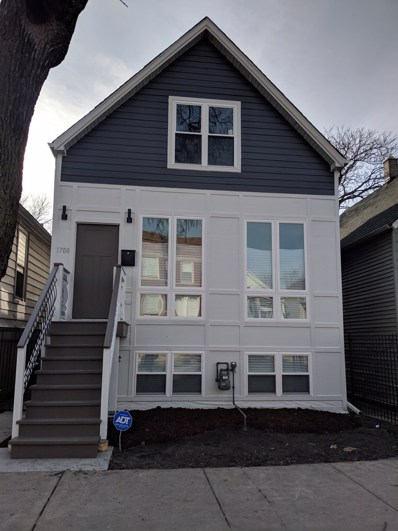 1708 N Tripp Avenue, Chicago, IL 60639 - MLS#: 10383878