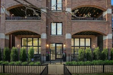 1346 W Addison Street UNIT 2E, Chicago, IL 60613 - #: 10383914