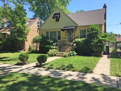 10005 S Trumbull Avenue, Evergreen Park, IL 60805 - #: 10383964