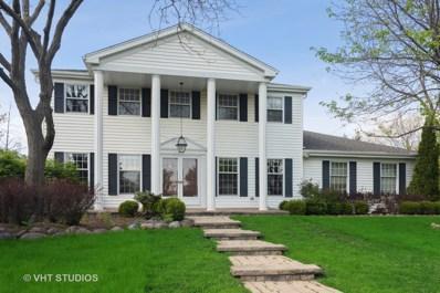 640 W Valley Lane, Palatine, IL 60067 - MLS#: 10384048