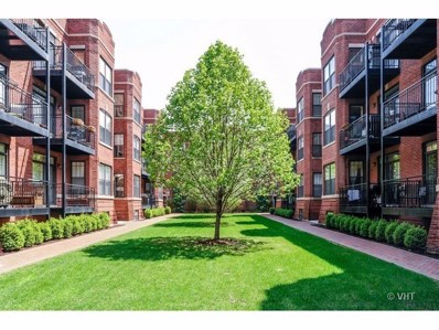 2703 N Mildred Avenue UNIT 2B, Chicago, IL 60614 - MLS#: 10384099