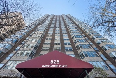525 W Hawthorne Place UNIT 904, Chicago, IL 60657 - #: 10384205