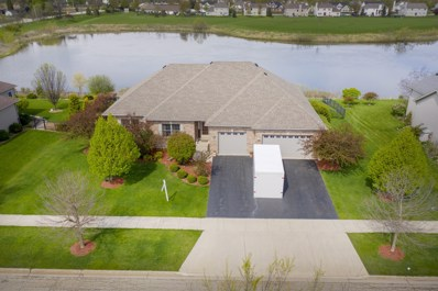 814 Mark Lane, Hampshire, IL 60140 - #: 10384221
