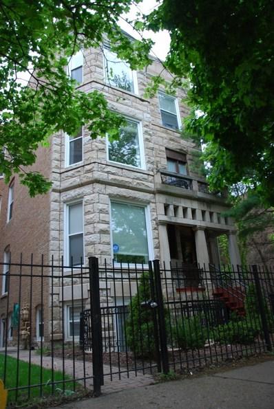 5482 S Woodlawn Avenue UNIT 1, Chicago, IL 60615 - #: 10384273