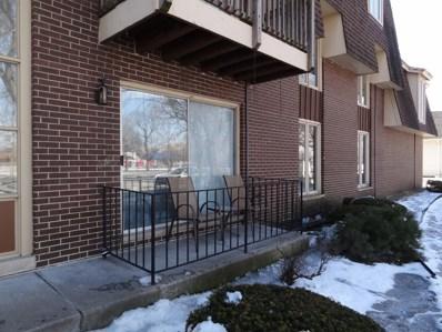 5721 W 103rd Street UNIT 102, Oak Lawn, IL 60453 - #: 10384322
