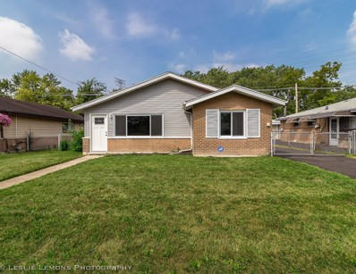 1344 Balmoral Avenue, Calumet City, IL 60409 - MLS#: 10384337