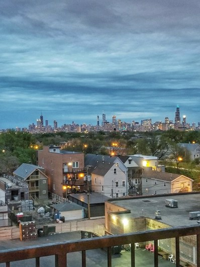 1820 N Spaulding Avenue UNIT 502, Chicago, IL 60647 - #: 10384479