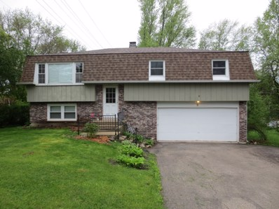 5 Indian Trail, Lake in the Hills, IL 60156 - #: 10384586