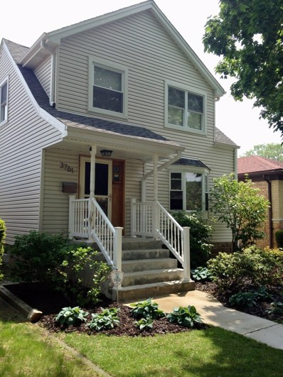 3761 N Odell Avenue, Chicago, IL 60634 - #: 10384693