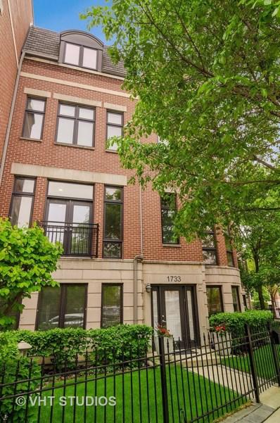 1733 W George Street, Chicago, IL 60657 - MLS#: 10384997