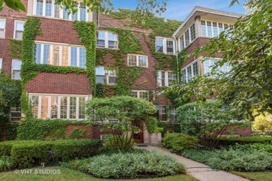 809 Ridge Avenue UNIT 3, Evanston, IL 60202 - #: 10385203