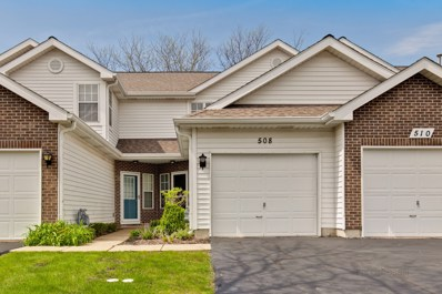 508 Woodhaven Drive, Mundelein, IL 60060 - #: 10385205