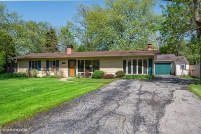 511 Hazelwood Lane, Glenview, IL 60025 - #: 10385377