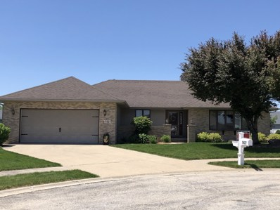 1427 Canter Circle, Bourbonnais, IL 60914 - MLS#: 10385797