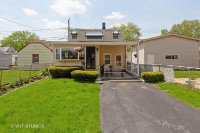 4548 N Newland Avenue, Harwood Heights, IL 60706 - #: 10385892