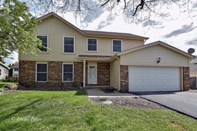 649 N Brentwood Drive, Crystal Lake, IL 60014 - #: 10386002