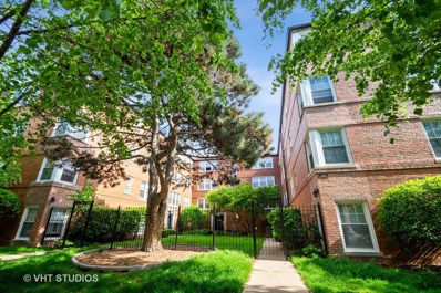 2422 W Farragut Avenue UNIT 3A, Chicago, IL 60625 - #: 10386111