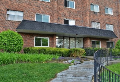 4711 St Joseph Creek Road UNIT 4D, Lisle, IL 60532 - #: 10386119