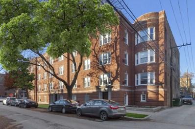 1946 W Patterson Avenue UNIT 3, Chicago, IL 60613 - #: 10386520