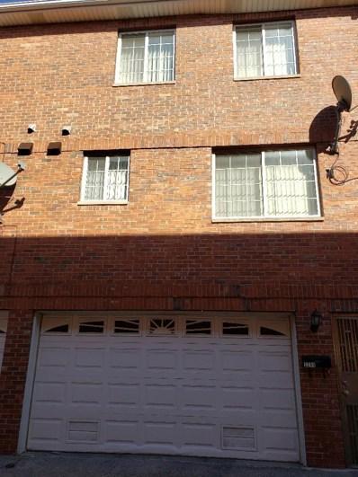 329 W 25th Place UNIT D, Chicago, IL 60616 - #: 10386593